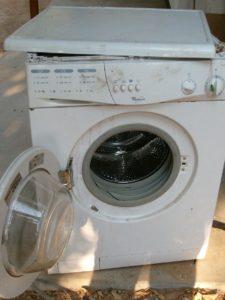 продать стиральную машину на запчасти